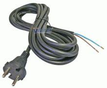 Kabel flexo vysavač 6,3m, černá