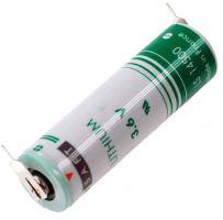Baterie Saft LS 14500, 3,6 V R06/AA + PV