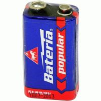Baterie POPULAR 6F22