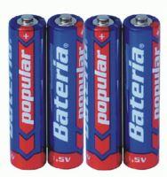 Baterie POPULAR AAA/R03