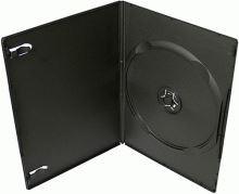 Obal na 1 DVD, černý