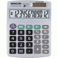 Kalkulačka SENCOR 367/12, stolní