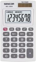 Kalkulačka SENCOR SEC 255/ 8 DUAL