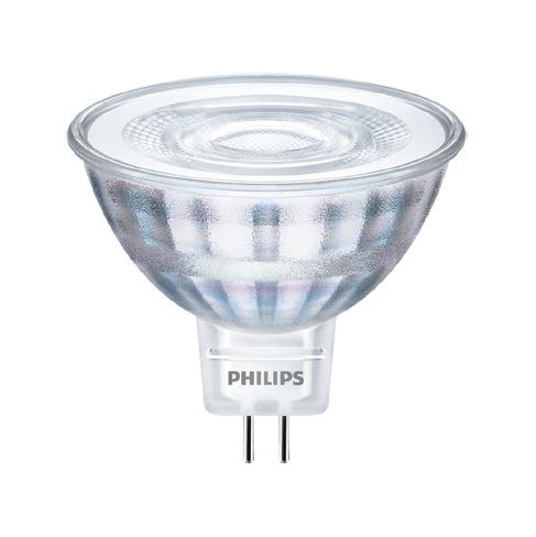 LED žárovka Philips, MR16, 5W-35W, 4000K, úhel 36°