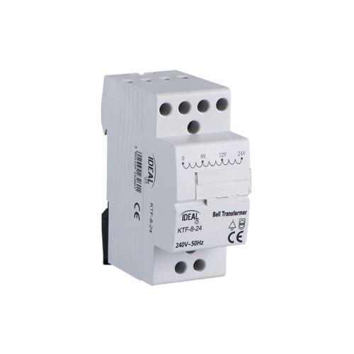 Zvonkový transformátor KTF-8-24 8/12/24V   23260