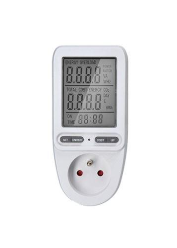 Digitální měřič spotřeby el. energie, velký displej  DT27
