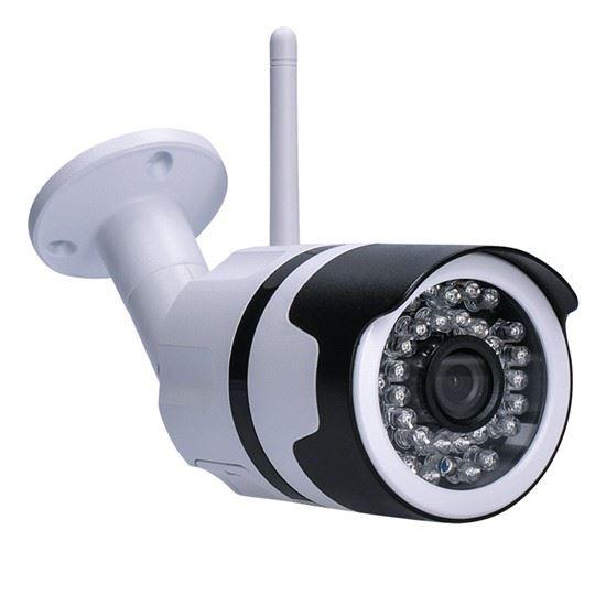 Bezpečnostní a IP kamery
