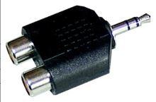 Konektory, adaptéry, redukce