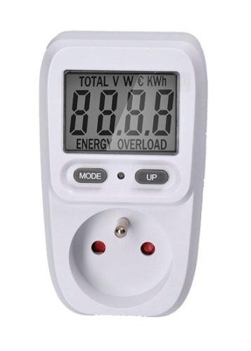 Měřiče spotřeby elektřiny