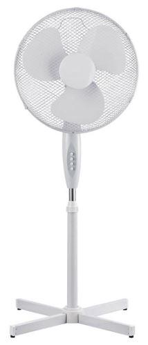 SOLIGHT ventilátor stojanový 1S22 40cm bílý