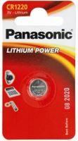 Baterie Panasonic CR 1220, Lithium