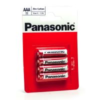 Baterie Panasonic Special power AAA/R03, Blistr(4)