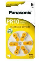 Baterie do naslouchátek Panasonic PR-10