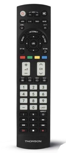 Thomson ROC1128PAN, univerzální dálkový ovladač pro TV Panasonic