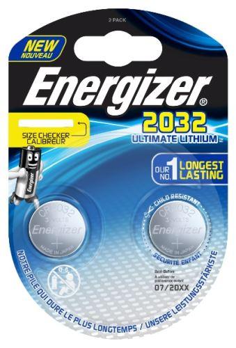 Baterie ENERGIZER CR 2032 B2