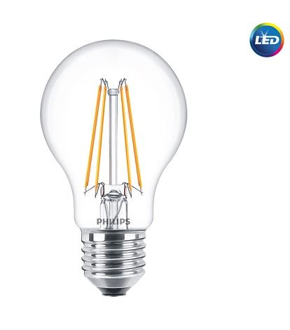 LED žárovka Philips E27 11W/100W 2700K 230V A67 CL  P809594