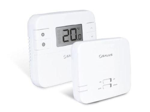 Termostat bezdrátový digitální manuální  SALUS RT310RF
