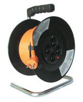 Prodlužovací přívod na bubnu 4zás. 25m  PB03