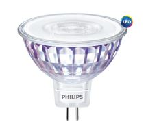 LED žárovka Philips, MR16, 7W-50W, 4000K, úhel 36°