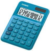 Kalkulačka CASIO MS 20UC/BU, modrá, stolní