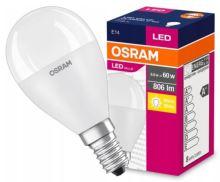 LED žárovka Osram E14 7W 2700K 230V P45 FR