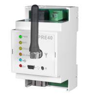 ELEKTROBOCK Převodník RS232 - Ethernet/WiFi na DIN  PRE40-DIN