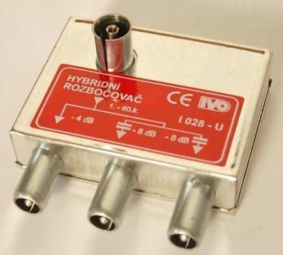 IVO hybridní rozbočovač I028