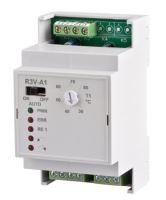 ELEKTROBOCK Regulátor ventilů tří/čtyřcestných  R3V-A1  EB04423