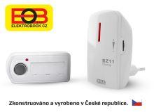 ELEKTROBOCK Zvonek bezdrátový síťový  BZ11