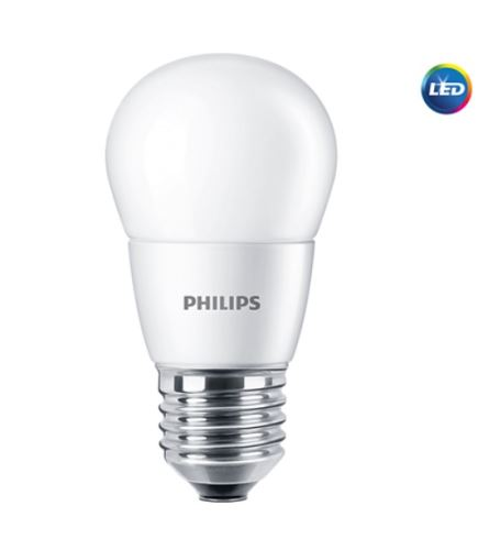 LED žárovka Philips E27 7W 4000K 230V P48 FR