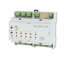 ELEKTROBOCK PH-BP1-P9 - bezdrátový 9-ti kanálový přijímač pro zónovou regulaci podlahového topení