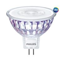 LED žárovka Philips, MR16, 7W-50W, 2700K, úhel 36° Dimmable