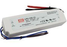 Síťový spínaný zdroj MEAN WELL 100/240V - 12V, 8,5A, 100W vestavný pro LED pásky
