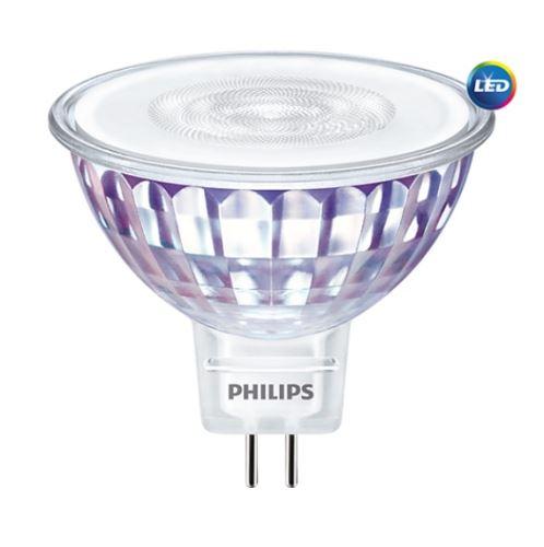 LED žárovka Philips, MR16, 7W, 2700K, úhel 36°  P814710