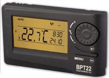 ELEKTROBOCK Termostat bezdrátový digitální  BT22-3-5 antracit