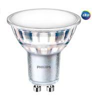 LED žárovka Philips, GU10, 5W, 3000K, úhel 120°  P686881