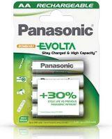 Baterie Panasonic EVOLTA 2050mAh R06/AA