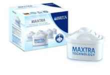 Filtrační patrony Maxtra 4 Pack BRITA / - CENA ZA 1KS / balení 6KS (min. objednávka 6ks)