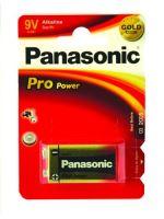 Baterie Panasonic Pro Power alk., 9V Blistr(1)
