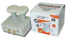 Konvertor LNB MASCOM MC M4-T01HD Monoblock TWIN