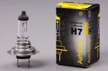 Autožárovka AUTOLAMP H7