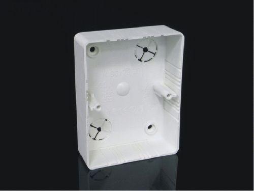 Krabice lištová 6485-10 dvouzásuvková