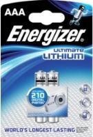 Baterie Energizer Lithium AAA/R03, Blistr(2)