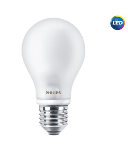 LED žárovka Philips E27 7W 2700K 230V A60  P472187