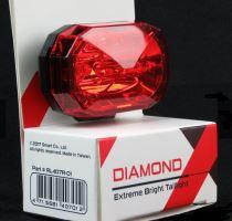 Zadní blikačka SMART RL-407 R DIAMANT červená